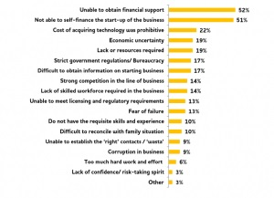 Aspiring MENA Entrepreneurs: Motives and Obstacles